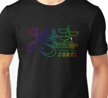 Final Fantasy VII - Gold Saucer Amusement Park - Night Edition Unisex T-Shirt