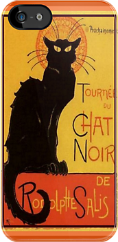 Tournee Du Chat Noir - After Steinlein by taiche