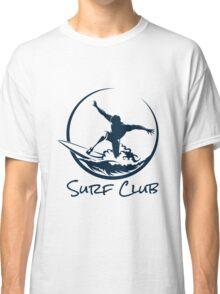 Surfer Club Print DesignTemplate Classic T-Shirt