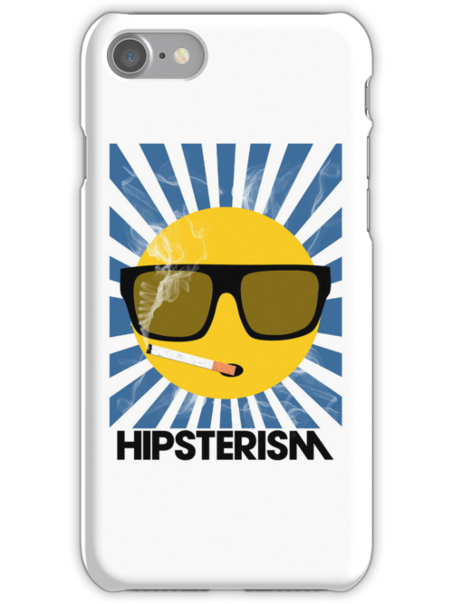 HIPSTERISM (SERIES) [blue/black] by DropBass