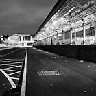 Newport Train Station 02 by Paul Croxford