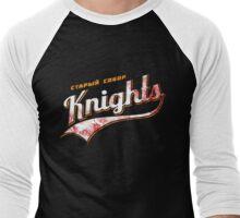 Stary Sobor Knights Men's Baseball ¾ T-Shirt