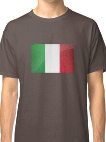 Italian flag Classic T-Shirt