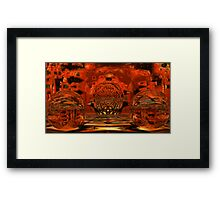 Abstract Digital Painting #21 Framed Print