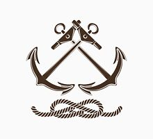 Nautical or Seafarer Club Emblem T-Shirt