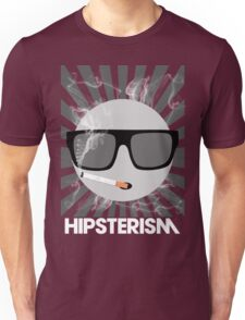 HIPSTERISM (SERIES) [Black] Unisex T-Shirt