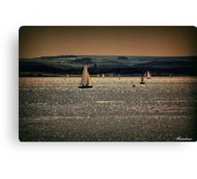 Sea Fever Canvas Print