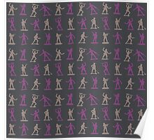 Toy Soldiers - Pattern 001 Poster