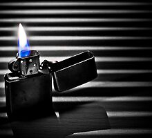 Blue Flame by Jeff Stubblefield