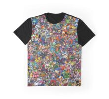 All Pokemon Are Here Graphic T-Shirt