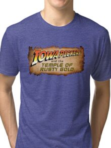Iowa Pickers Tri-blend T-Shirt