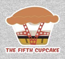 THE FIFTH CUPCAKE parody One Piece - Long Sleeve