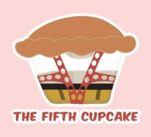 THE FIFTH CUPCAKE parody One Piece - Short Sleeve