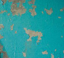 Blue Paint by UrbexUS