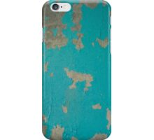 Blue Paint iPhone Case/Skin