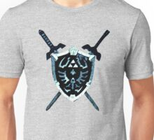 Legend of Zelda - Hylian Shield (LARGER VERSION) Unisex T-Shirt