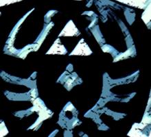 Legend of Zelda - Hylian Shield (LARGER VERSION) Sticker