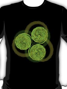 Freestyle Celtic Triple Spiral T-Shirt