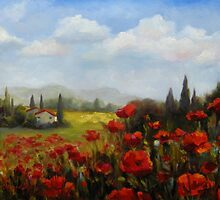 Beyond the Poppies by Chris Brandley by ChrisBrandley