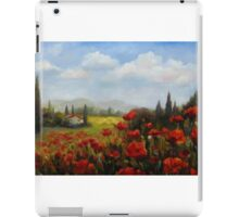 Beyond the Poppies by Chris Brandley iPad Case/Skin