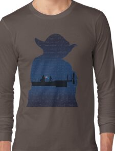 Empire Strikes Back Long Sleeve T-Shirt