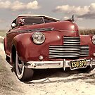 Red Chevrolet by Ian Merton