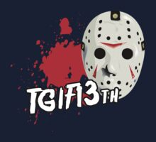 Friday the 13th - Jason Vorhees - TGIF13th by metacortex