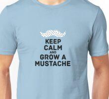 keep calm dots Unisex T-Shirt