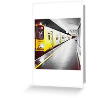 Liverpool - James Street Station Greeting Card