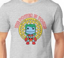 Captain Little Big Planet - Multiple Colors - Red Text Unisex T-Shirt