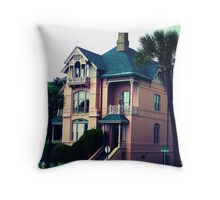 Southern History and Southern Charm Throw Pillow