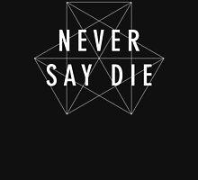 Never Say Die Logo T-Shirt