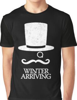 Winter is Arriving Graphic T-Shirt