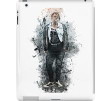 Grungy iPad Case/Skin