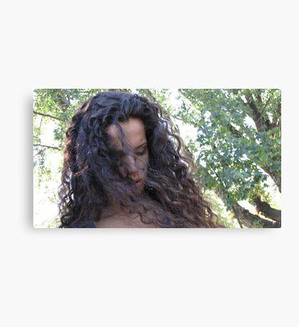 Marsie - Hair Canvas Print