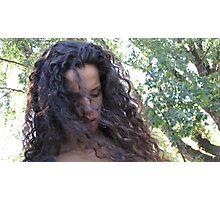 Marsie - Hair Photographic Print