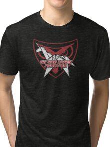 No One Lives Forever Tri-blend T-Shirt