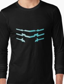 Deadly Space Trois Long Sleeve T-Shirt
