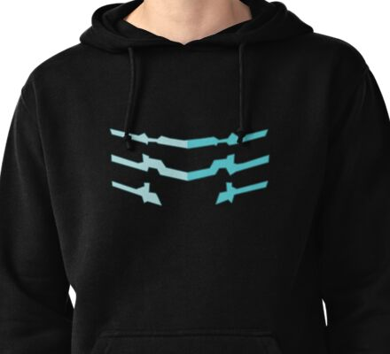 Deadly Space Trois Pullover Hoodie
