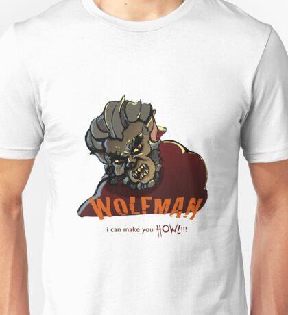 Halloween: Wolfman 2012 Unisex T-Shirt