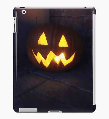 Jack O the Lantern! iPad Case/Skin