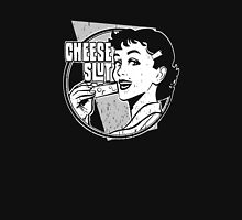 Cheese Slut Womens Fitted T-Shirt