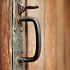Door Latch by Paul Croxford