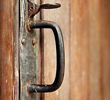 Door Latch by Paul Croxford