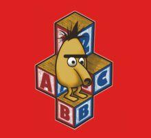 ABC-Bert One Piece - Short Sleeve