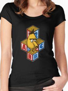 ABC-Bert Women's Fitted Scoop T-Shirt