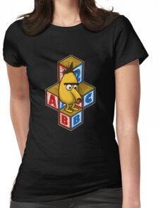ABC-Bert Womens Fitted T-Shirt