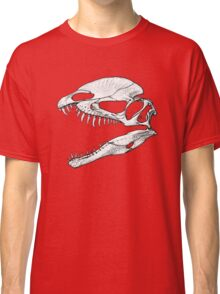 Twin Crests Classic T-Shirt