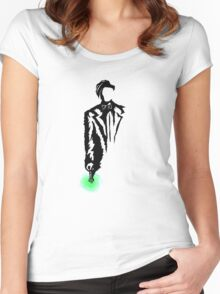 11th Doctor Ink Women's Fitted Scoop T-Shirt