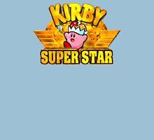 Kirby Super Star (SNES) Title Screen Unisex T-Shirt